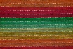 Нашивки ткани Стоковая Фотография