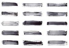Нашивки Grunge Стоковые Фото