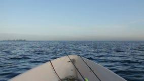На борту рыбацкой лодки