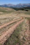 На верхней части Monte Moricone Стоковые Фото