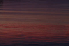 над водой отражений Стоковая Фотография