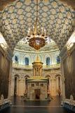 На входе в ротонду собора воскресения Стоковое Фото
