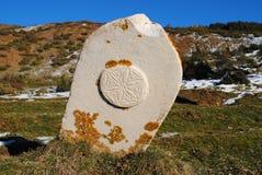 Надгробная плита Bogomil Стоковые Изображения