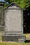 Надгробный камень стоковые изображения rf