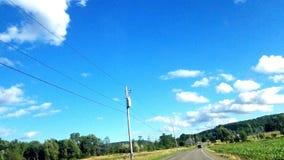 На дороге снова стоковое фото