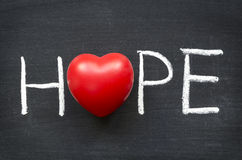 Надежда Стоковое Изображение RF