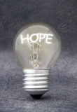 Надежда Стоковое Фото