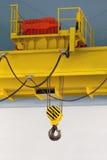 Надземный кран Стоковое Изображение RF