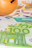 Наличные деньги и денежный ящик Стоковое Изображение