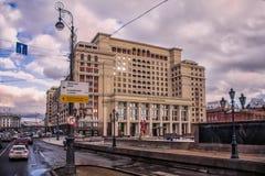 На красной площади Москве 2 стоковая фотография
