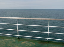 На море Стоковые Изображения