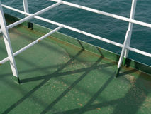 На море Стоковое Изображение