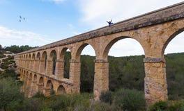 На мосте дьявола Стоковые Изображения RF