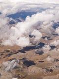 над облаками Стоковое Изображение RF