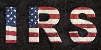 Налоговое ведомство - подоходный налог Стоковые Изображения RF
