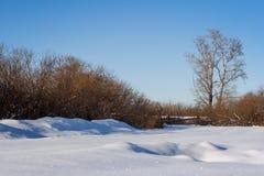 На окраинах деревни Стоковая Фотография