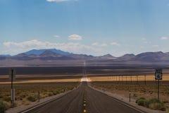 На дороге No.6 Стоковая Фотография