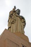На пике Urgull, San Sebastian Стоковая Фотография RF