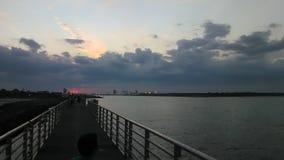 На порте Стоковая Фотография RF
