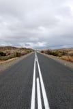 На пути - ландшафте Fraserburg Стоковое Изображение RF
