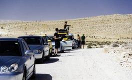 На пути к горя человеку Стоковая Фотография RF