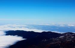 Над раями Стоковое Изображение RF