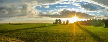 На сельской местности стоковые фото