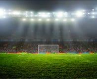 На стадионе Стоковые Изображения