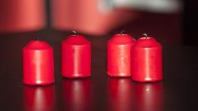 Надутые свечи Стоковые Изображения RF