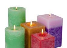 Надушенные свечи Стоковое Изображение RF