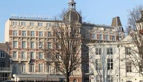 На улицах Амстердам Стоковое Фото