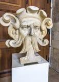 На экспозиции замка Blois стоковые изображения