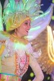 На этапе в эффектной выставке премьер-министра музыкального театра Стоковая Фотография RF