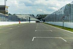 На Grand Prix следа Монреаля стоковые изображения rf