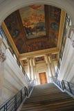 На Musee des помещает Nationales в архив стоковая фотография