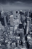 над New York Стоковая Фотография RF