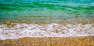 На seashore Стоковая Фотография RF