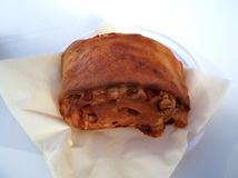 Неаполитанский сандвич Стоковое Изображение