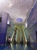 Неаполь подземный Стоковые Изображения