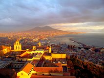 Неаполь Стоковое Фото