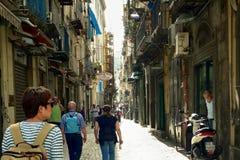 Неаполь Стоковая Фотография