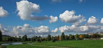 небеса Стоковое Изображение