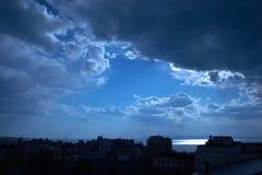 небеса Стоковая Фотография RF