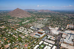 Небеса Scottsdale Стоковые Фото