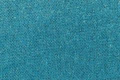 Небесная голубая ткань Стоковые Фото