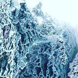 Небесная сцена стоковое фото rf