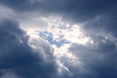 небесное представление Стоковые Фото