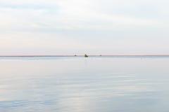 Небесно-голубое море Стоковое фото RF