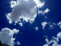 Небесно-голубой стоковое фото rf