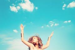 небесно стоковое фото rf